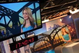Monika Eckart ist das Gesicht der Nachrichtensendung 'München heute'